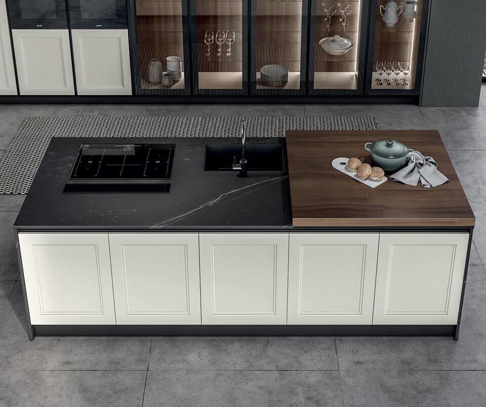 """Кожному замовнику кухні в салоні """"МВdesign"""" подарунок – комплект вбудованої техніки gorenje!"""